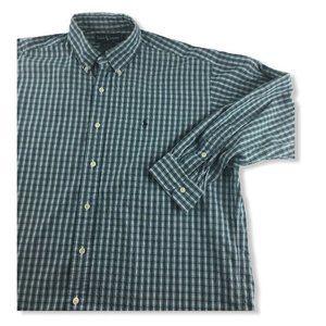 Ralph Lauren Blake Shirt Long Sleeve Plaid Shirt